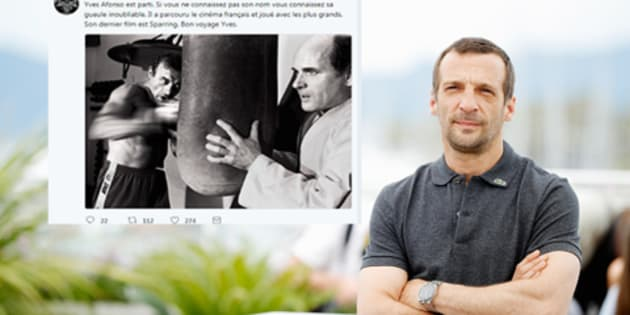 """""""Vous connaissez sa gueule inoubliable"""": l'hommage de Mathieu Kassovitz à Yves Afonso"""
