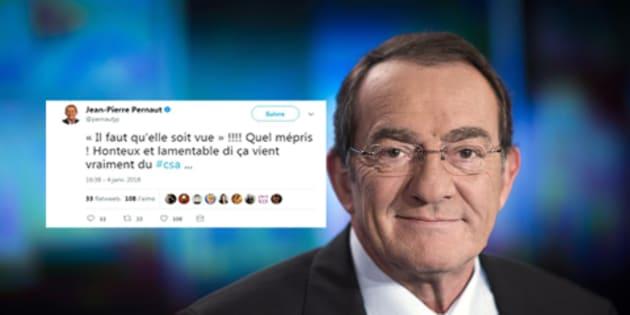 """Jean-Pierre Pernaut n'a pas apprécié cette remarque d'un membre du CSA sur """"la France des sabots et des forgerons"""""""