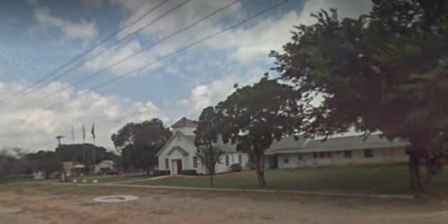 A Sutherland Springs, au Texas, une fusillade dans une église fait plusieurs victimes