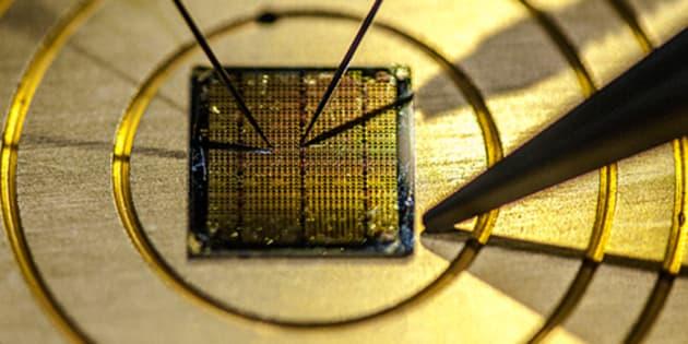 """Ce """"code-barres quantique"""" permet de vérifier avec un smartphone si vous êtes face à une contrefaçon"""