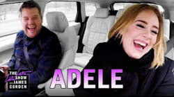 Adele's 'Carpool Karaoke' Dominates As 2016's Most Viral