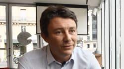Griveaux n'est pas encore candidat à la mairie de Paris, mais il a déjà un