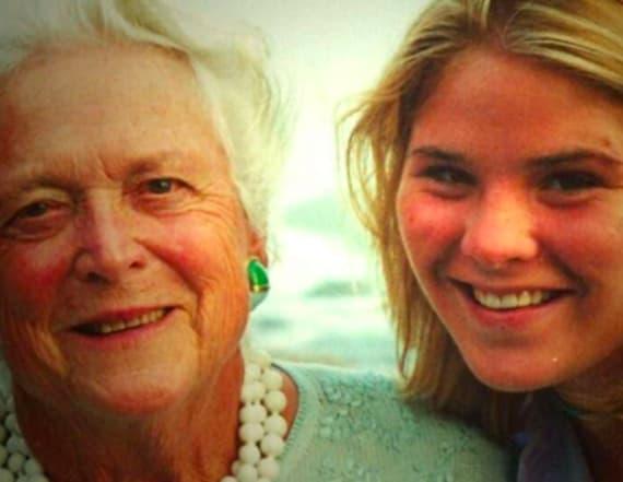 Jenna Bush Hager pens letter to Barbara Bush