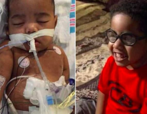 Kid denied transplant due to dad's criminal charges