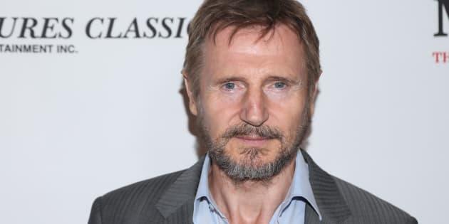 El actor Liam Neeson.