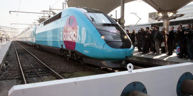 Des TGV Ouigo vont partir de Montparnasse à partir de décembre.