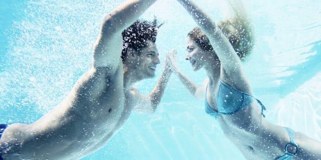 Faire l'amour dans l'eau, est-ce bien prudent ?