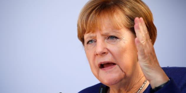 La difficile équation de la coalition de Merkel face à l'extrême droite