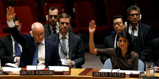 """Réunion d'urgence à l'ONU qui condamne une """"escalade dangereuse"""" après le tir de la Corée du Nord"""