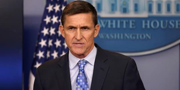 Michael Flynn, ancien conseiller de Trump, inculpé dans l'affaire russe