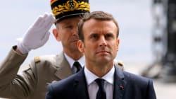 Macron lanza su primera consigna: