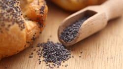 Attention, les graines de pavot peuvent contenir trop de