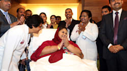 Once The World's Heaviest Woman, Eman Ahmed Can Now Eat By Herself And Speak