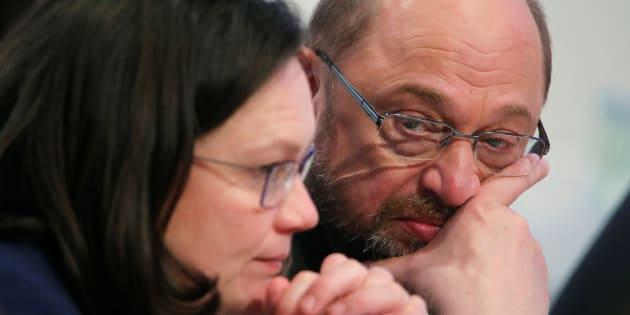 Germania, SPD dice SI alla Grande Coalizione. Ma il partito è spaccato