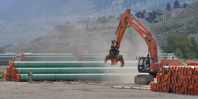 Le Canada relance le projet Trans Mountain avec de nouvelles consultations — Oléoduc
