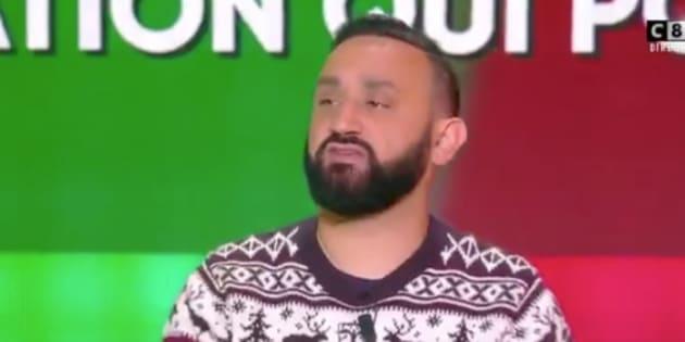"""Cyril Hanouna a réagi aux révélations de l'Express sur un de ses canulars qui avait été jugé d'""""homophobe"""" en 2017, s'en prenant principalement à la presse."""