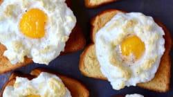 La folie du cloud egg, nouveau petit-déjeuner star