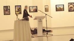Assassinat d'Andrei Karlov: ce photographe a continué à travailler malgré le