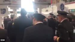 ACTUALIZACIÓN: Protesta de pilotos de Aeroméxico frena 42 vuelos en