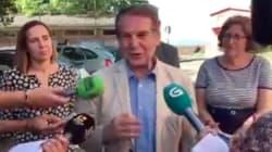 Cachondeo con este vídeo del alcalde de Vigo hablando del alumbrado de