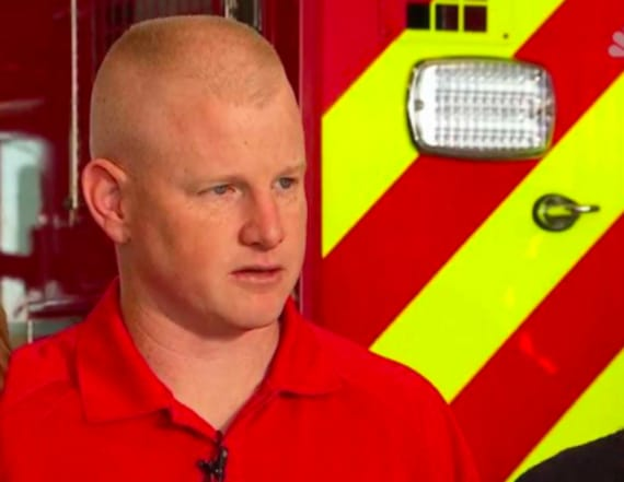 Firefighter details trying to save Southwest victim