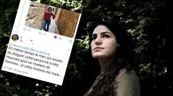 Marie Laguerre publie une édifiante compilation des messages de haine qu'elle reçoit depuis son