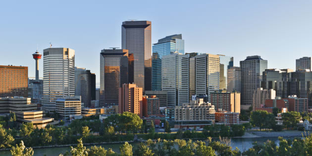 Calgary took the #10 spot worldwide.
