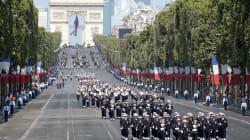 Revivez le défilé militaire du 14 juillet sur les