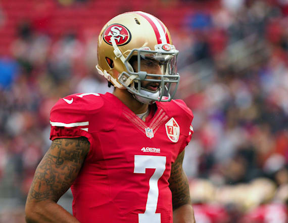 NFL coach hints his team might sign Colin Kaepernick