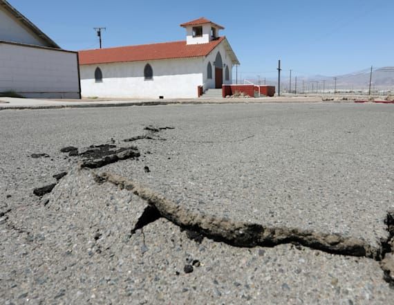 Earthquake may be to blame for death in Nevada