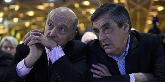 Alain Juppé ajuste (un peu) sa stratégie avec la dynamique sondagière de François Fillon.