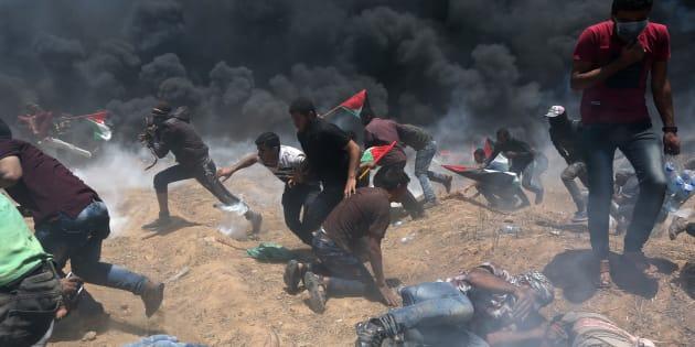 50 des Palestiniens tués à Gaza appartenaient au Hamas, selon l'organisation