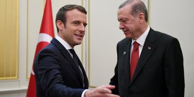 En recevant Erdogan, Macron confirme son gout pour la realpolitik.