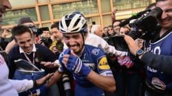 Le Français Julian Alaphilippe remporte Milan-San