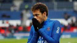 Neymar en caleçon dans la neige à 6 jours de Real