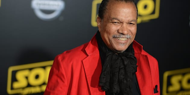 "Billy Dee Williams à l'avant-première de ""Solo: A Star Wars Story"" en mai 2018 à Los Angeles."