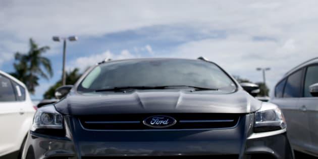 Ford rappelle 14.172 voitures pour un problème de volant