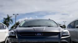 Ford rappelle près de 63 000 voitures au