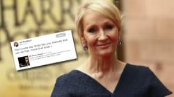 J.K. Rowling acude al rescate de una estudiante para que termine de escribir su