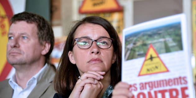 A la surprise générale, l'ancienne ministre du Logement Cécile Duflot n'est pas parvenue à surclasser les deux eurodéputés.