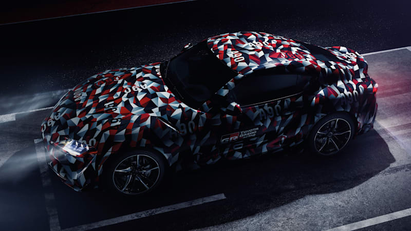 2019 Toyota Supra goes on sale first half of next year