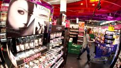 De nombreuses anomalies détectées lors d'un test sur 8000 cosmétiques vendus en