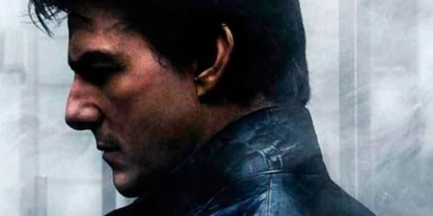 Face à Tom Cruise et Mission Impossible 6, Michel Sapin a eu une pensée pour ses abeilles