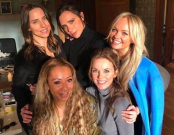 Spice Girls reportedly set reunion tour