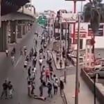 Brutalidad asesina previo al clásico Tigres - Rayados en Nuevo