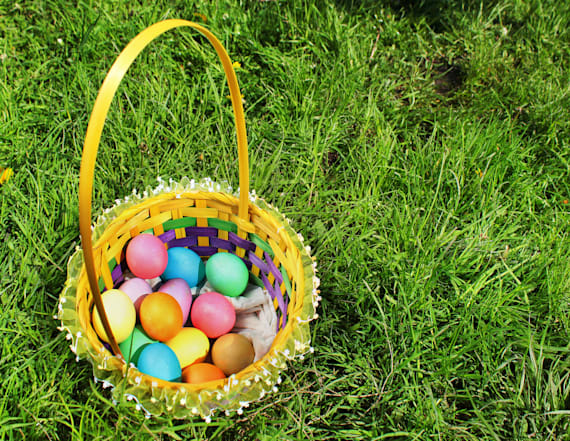 10 adorable Easter baskets $15 and under