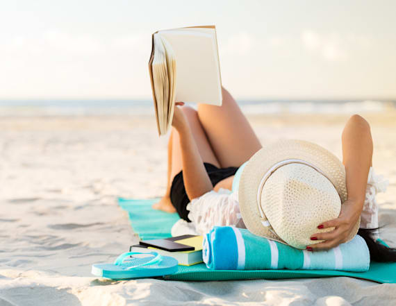 16 beach reads to pack for your next vacation