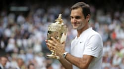Federer Nabs 8th Wimbledon Win, Oldest Ever Men's Singles