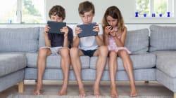 Más de dos horas de pantalla al día son perjudiciales para los