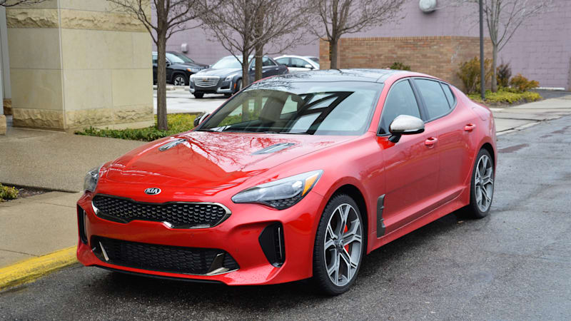 2018 Kia Stinger GT Long-Term Review